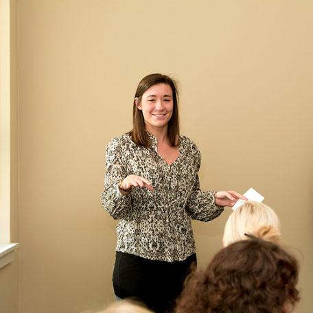 Community Event Speaker