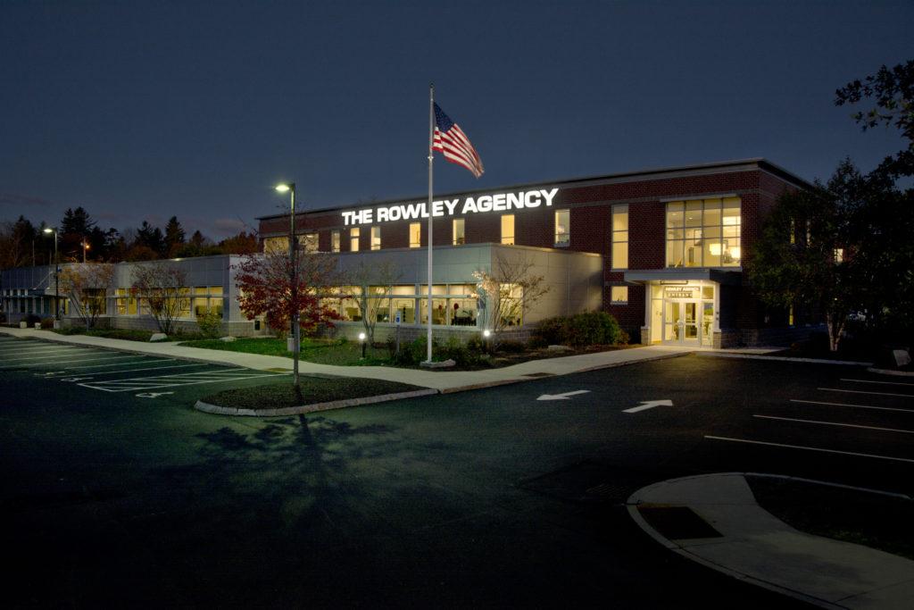 Rowley Agency Building